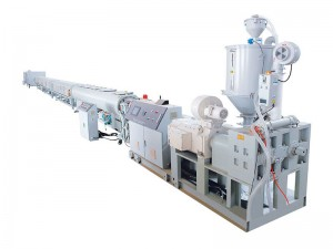 PP PE Pipe Extruder Line