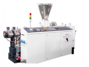 PVC counter-rotating twin screw extruder  UA-162473191-1