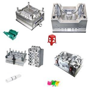 Professional mold manufacturer for a variety of styles of plastic products