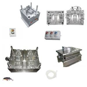 P&M specializes in custom-made mold making factories of various types.