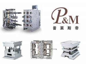 P&M professional mold manufacturing factory