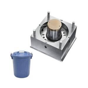 Professional manufacturer of trash cans and plastic lid molds