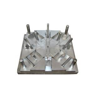 Good Quality Custom From China Shenzhen 8 Cavity Top Pouring Plastic Injection Mould