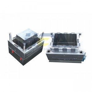 100% Original Factory Pallet Injection Molding - Custom Molds For Plastic Injection Crate – HEYA
