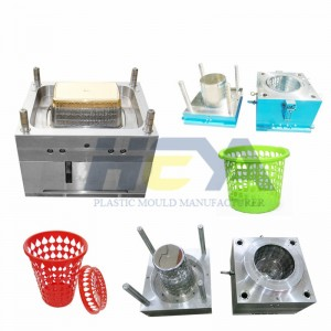 Cheap PriceList for Home Use Waste Bin Plastic Mould - Basket Mould – HEYA