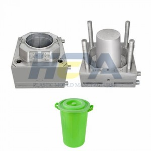 Factory Free sample Rattan Desk Injection Mould - Rattan Bucket Mould – HEYA