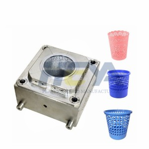 Factory Outlets Kitchenware Waste Can Mould - Plastic Trash Can Mould – HEYA