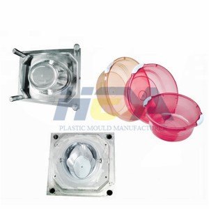 Wholesale Price Plastic Household Table Moulds - Plastic Basin Injection Mould – HEYA