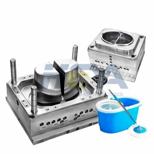 Manufacturing Companies for Plastic Table Mould - Mop Bucket Mold – HEYA