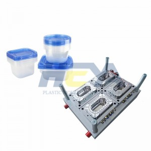 Personlized Products Fruit Fork Mould - Fruit Container Plastic Mould – HEYA