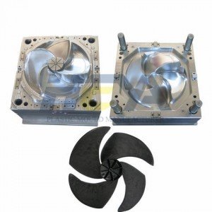 Competitive Price for Thin Wall Box Container Mould - Plastic Fan Blade Mould – HEYA