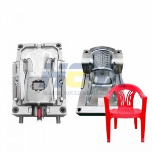 Outdoor Chair Injection Molds