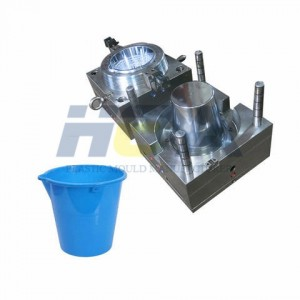 100% Original Collapsible Basket Mould - Plastic Water Bucket Mould – HEYA