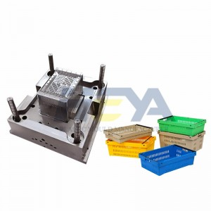 Factory Promotional Plant Pots Indoor Injection Moulds - Fruit Crate Mould – HEYA