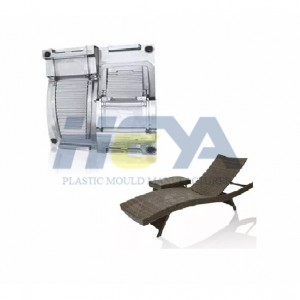 Hot Selling for Rattan Plastic Trash Can Molds - Beach Chair Mould – HEYA