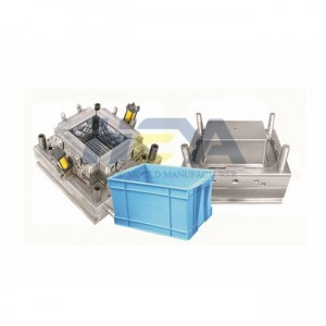 Turnover Box Plastic Mould
