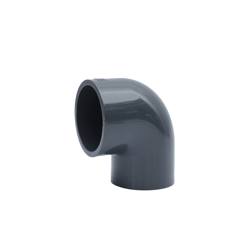 PN16 UPVC Fittings 90 Degree Elbow