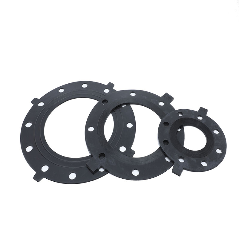 PN16 UPVC Fittings Epdm Flange Gasket