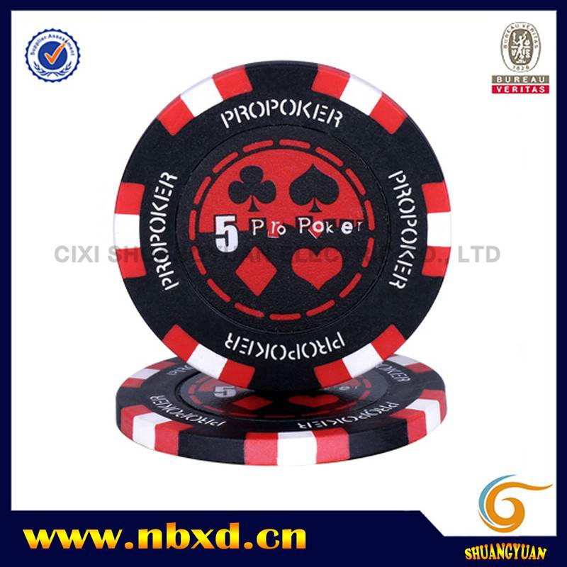 China wholesale 14g Clay Poker Chips - SY-E14 – Shuangyuan