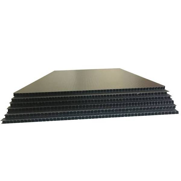 Wholesale Price Plastic Corflute Pp Board - esd pp hollow sheet – Sihai