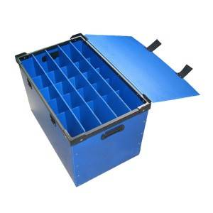 Lowest Price for Corrugated Board Box - pp corrugated partiton – Sihai