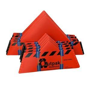 Lowest Price for Corrugated Pp Sheet Packaging - pp hollow sheet advertising box – Sihai