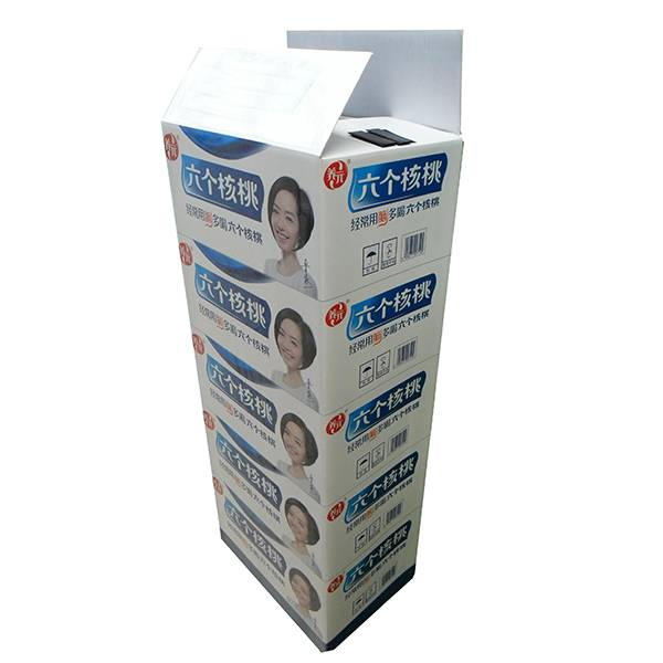 Factory supplied Printing Correx Sheet - pp hollow sheet advertising box – Sihai