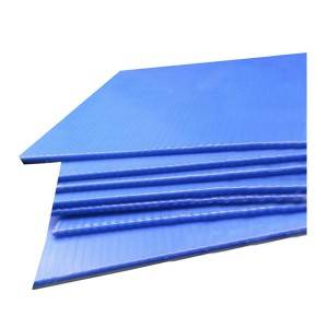 pp hollow bottle layer pad