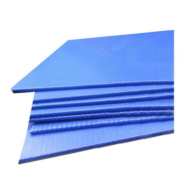 Factory wholesale Pp Corrugated Bottles Layer Pad - pp hollow bottle layer pad – Sihai