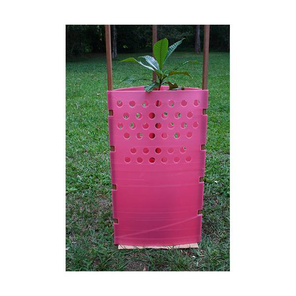 China wholesale Corflute Tree Wrapping Board - pp corrugated tree guard – Sihai detail pictures