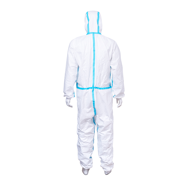 Manufactur standard Non-Woven Surgical Gown Sterile - Medical protective clothing – qiangwei