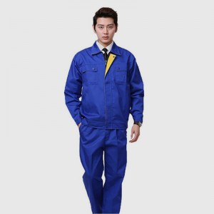 New Fashion Design for Work Rain Jacket - Workwear Uniform – qiangwei