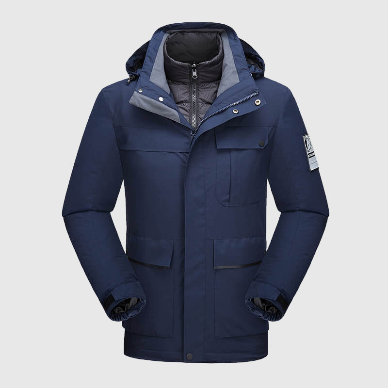OEM China Cotton Track Jacket - Outdoor Jackets – qiangwei