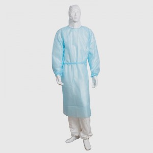 Fast delivery Surgical Gowns Sterile - Isolation clothing level 1 – qiangwei