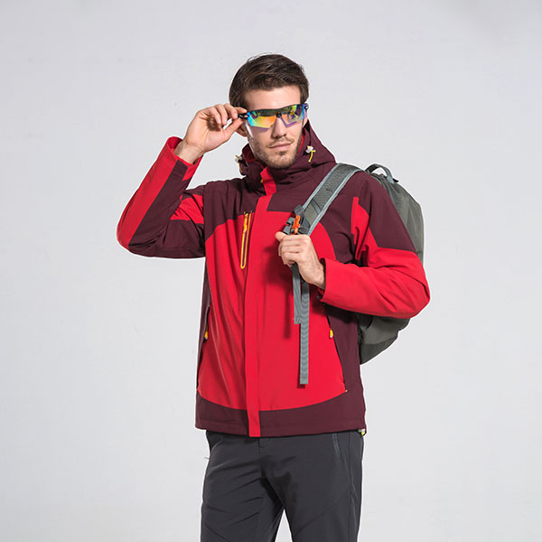 China Manufacturer for Outdoor Sportswear - Outdoor Jacket-t – qiangwei