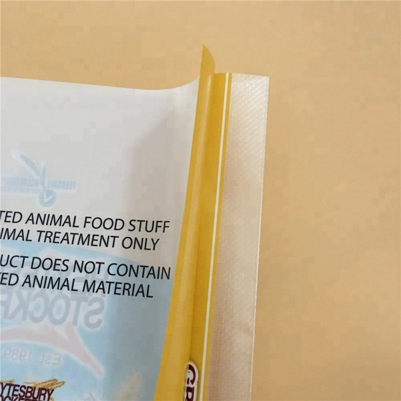 25kg Empty Animal Feed Woven Bag