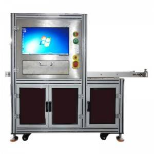 Pro-8001 Automactix facemask visual inspection machine