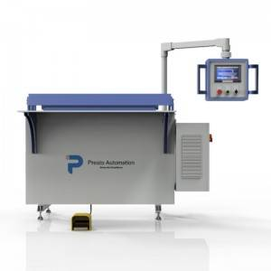 China wholesale Aami3&4 Surgical Gown - Pro-HS001 Heat sealer/lmpulse heat sealing machine – Presto