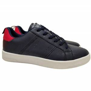 Laced Up Men Skateboard Shoes