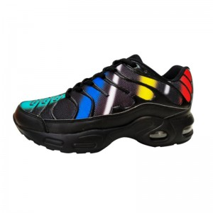 Discount wholesale Rubber Shoes - Air cushion men sports running shoes | RCM202001 – Ruchun