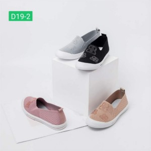 Factory wholesale Fashion Knitting Casual Shoes - Women casual injection shoes | RCID19-2 – Ruchun