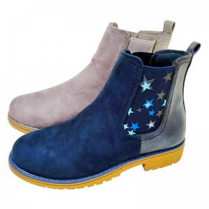 2020 wholesale price Shoes For Children - Girls fashion boot – Ruchun