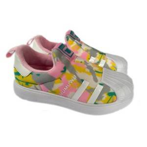Shell Toe Shoes For Girls