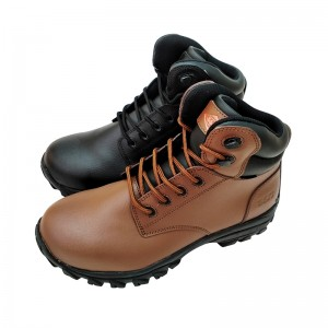 2020 wholesale price Function Shoes - High Cut Steel Toe Safety Shoes  | RCSH202003 – Ruchun