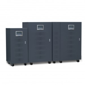 100-400KVA Low Frequency UPS (3:3)