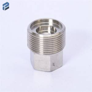 Cold Heading Forging Steel Nuts With High Performance