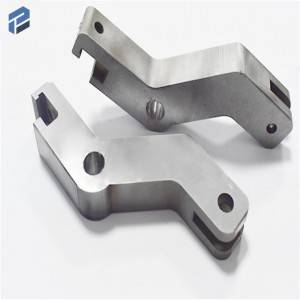 Al Forged Parts For Automobile With CNC Machining Process By PRE China Forging Manufacturer