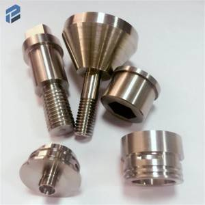 High Precision Mirror Surface CNC Machining Stainless Steel Parts