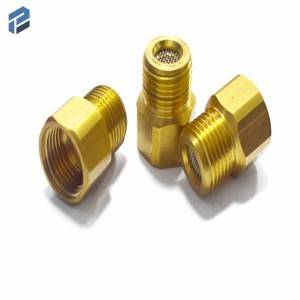 Forged Brass Part With Better Performance By China Forging Manufacturer