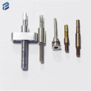 High Performance Forging Parts With CNC Post Processing By Many Kinds of Material Like Al,Brass and etc